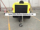Compresor de aire remolcable del tornillo del mecanismo impulsor diesel de Kaishan LGCY-3/7