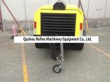 Kaishan Lgcy-3/7のディーゼル駆動機構Towableねじ空気圧縮機
