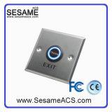 Bouton de porte d'acier inoxydable avec 2 clés (SB4HE)