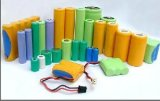Batteriesatz des Lithiums 18650 für LED-Taschenlampen-Batterie