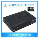 DVB S2 + Combo Twin DVB T2 / C Zgemma H5.2tc Soporte H. 265