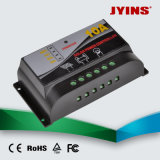 12V/24V 10A/20A/30A Automatic PWM Solar Charge Controller