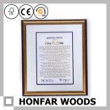 [دووبل فرم] خشبيّة [بيكتثر فرم] شهادة إطار