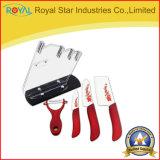 高品質ツールのエプロンが付いている陶磁器のナイフ5部分の印刷の