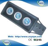 Prezzo di unità di prezzi competitivi di Yaye 18 USD102.5/PC per gli indicatori luminosi di via della PANNOCCHIA 150W LED con 3 anni di garanzia