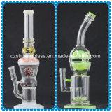 De kleurrijke Rokende Pijp van het Water van het Glas van de Decoratie van de V.S. met Nice Perc