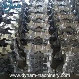 La pressione bassa della lega di alluminio i pezzi meccanici dell'OEM delle pressofusioni