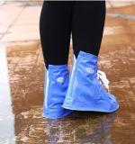 Coperchio alla moda riutilizzabile dei pattini della pioggia con forti le suole antisdrucciolevoli & supplementari
