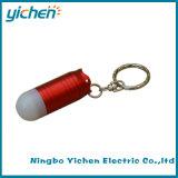 Lanterna elétrica do diodo emissor de luz de Keychain
