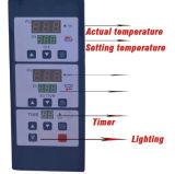 Horno modificado para requisitos particulares venta caliente de la pizza de la cubierta del gas con precio de fábrica