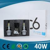 Fabrik geben direkt 4500 des Lm-H4 Scheinwerfer Konvertierungs-Installationssatz-LED für Auto an