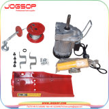 Elektrische mini elektrische Hebevorrichtung der Handkurbel-220V 1000kg