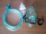 Устранимая медицинская дыхательная маска Nebulizer