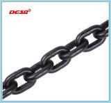 Encadenamiento de acero de elevación de la carga de G80 alto Tensil