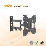 180 montagens do suporte de parede intitular & de giro do grau sem tampas do plástico (CT-LCD-T1904)