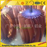 Parti di alluminio lavorate CNC di piegamento personalizzate