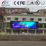 Pantalla LED digital a color para exteriores