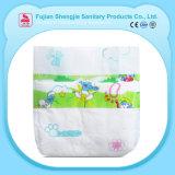 Del bebé seco de la venta caliente panales disponibles herméticos y cómodo
