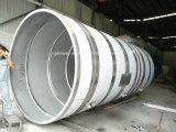 炭素鋼の800Lの水平の水漕