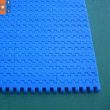 H 1270 Plastic Modulaire Transportband Met platte kop