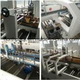 Automatische Karton-Kasten-Faltblatt Gluer Maschine mit unterem Verschluss