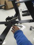 TM-R6 manueller 6-Color Texitile Bildschirm-Drucker für T-Shirt mit Gummiwalze