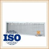 알루미늄 HVAC 시스템 단 하나 편향도 공기조화 석쇠