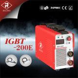 De Machine van het Lassen MMA van de omschakelaar IGBT (igbt-140E/160E/200E)
