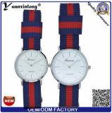 Muñeca de nylon Dw de señora Quartz Elegance Dress Watch del reloj del deporte de la correa de la OTAN del diseño de los hombres Yxl-480