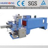 Máquina triangular automática del envasado por contracción del cartón