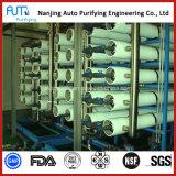 Sistema de la desalación del RO de la depuradora