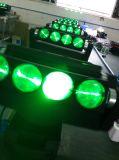 당 훈장 사운드 시스템 직업적인 LED 광속 거미 빛