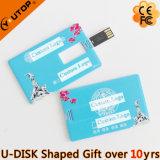 최신 Customerized 선전용 선물 신용 카드 USB Pendrive (YT-3101)