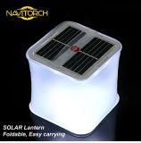 Sonnenenergie-imprägniern das belastete Laterne-Kampieren hell für im Freien