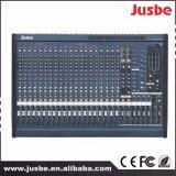 Mixer van DJ van 24 Kanaal van de Apparatuur van de fabriek de Audio In het groot Correcte Audio/het Mengen van Console