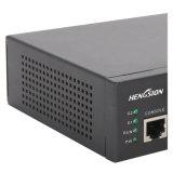 Interruptor de rede portuário combinado portuário do Ethernet 8 e do acesso 2
