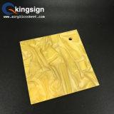Feuille acrylique de configuration fabriquée en Chine