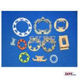 OEM de Beste Plastic Delen van de Motor van de Delen van de Wasmachine van de Isolatie van de Delen van de Kwaliteit Plastic