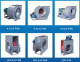 Ventilateur industriel de centrifugeur de l'acier inoxydable 4-72-C