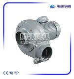Ventilatore di aria ad alta velocità per il trattamento di acque di rifiuto