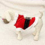 Vestiti del cane di animale domestico per natale (JG685)