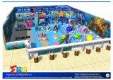 Equipo de interior temático del patio del océano caliente de la venta