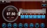 Renaultのための自動ラジオGPSのハンドルとの車のアクセサリMegane 2 Fluence