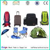 Têxtil 210d / 300d / 420d / 600d / 1680d PU / PVC Coated Bags Tent Fabric Fabricante