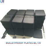 Varisized Multi Shots Hard Armor Bullet Proof Plate