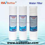 Etapa doble peculiar de la esterilización del acero inoxidable del filtro de agua de la tubería