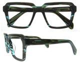 Optische Frames van de Acetaat Eyewear van de fabriek en van de Ontwerper de Professionele Met de hand gemaakte