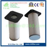 Ccaf girou o elemento de filtro bond do ar do poliéster