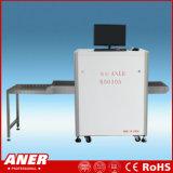 Varredor da bagagem do raio X para o aeroporto/hotel/a verificação segurança da logística