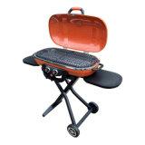 BBQ di campeggio pieghevole portatile esterno della griglia del barbecue del gas